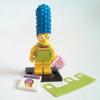 New Marge Minifigure Building Toy Custom Lego