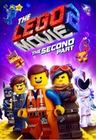 The Lego Movie 2 Digital Code