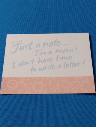 Mom Notecards - Pink
