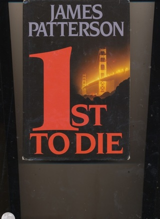 """""""1st to Die,"""" A Woman's Club Mystery, Hardcover, Like New Condition, Ships Free w/GIN - BK-1017"""