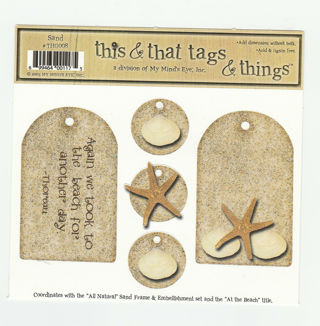 THIS & THAT TAGS & THINGS punch outs by My Mind's Scrapbooking Crafts