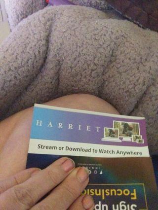 Harriet download