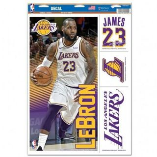 ☆°•~L@@K~LEBRON DECALS~•°☆