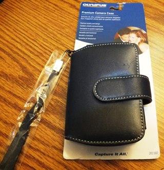 New Black Olympus Phone Case