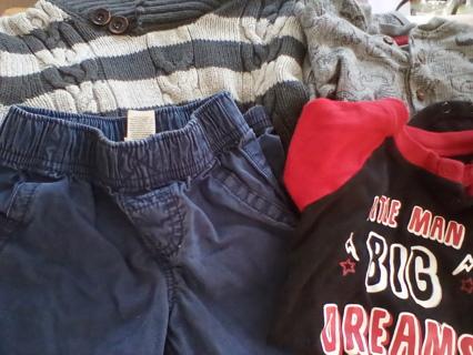 Boys Size (24m-2T) Clothing: EUC