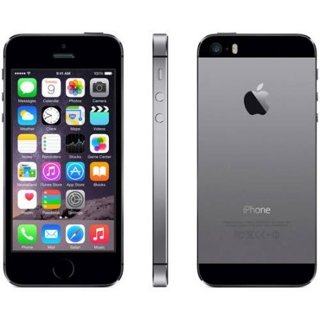 """2"" (two) Straight Talk Apple iPhone 5S 16GB 4G LTE Prepaid Smartphones."