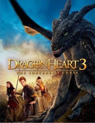 Dragon heart 3 HDX Digital copy only