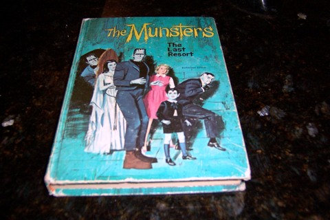 The Munsters The Last Resort HB 1966