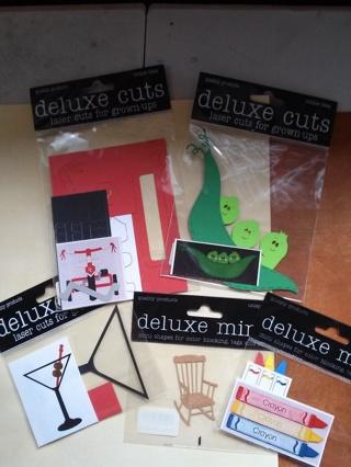 Deluxe Cuts Variety Lot 5~ RARE + bonus