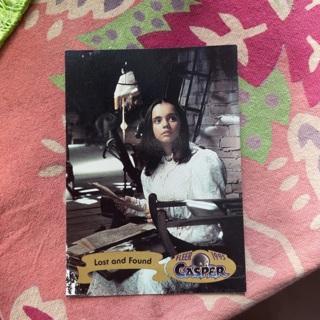Casper Trading Card