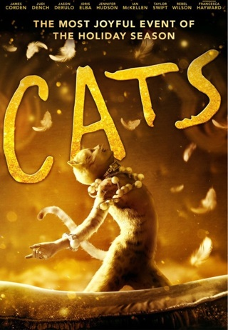 Cats (2019 Film)- HD Moviesanywhere.com Redeem only digital copy code