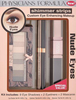Physicians Formula Kit with Eyeshadow, Eyeliner & Mascara