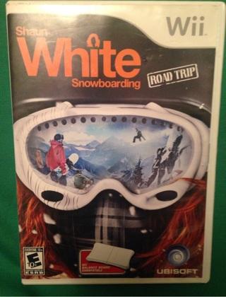 Shaun White Snowboarding Wii