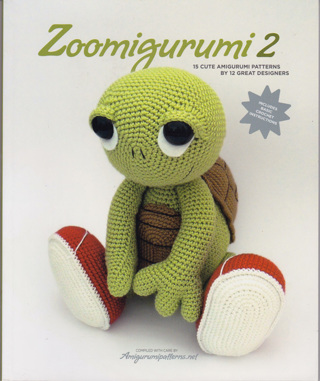 Spirit Animals - Easy patterns for your favorite mascots! | Book Review •  Oombawka Design Crochet | 381x320