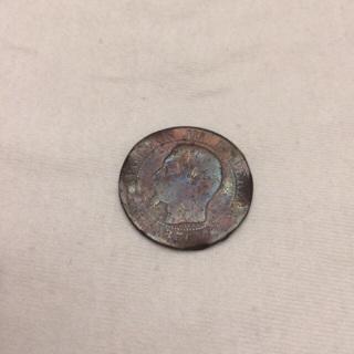 Free: 1856 Napoleon III, centimes - Coins - Listia com