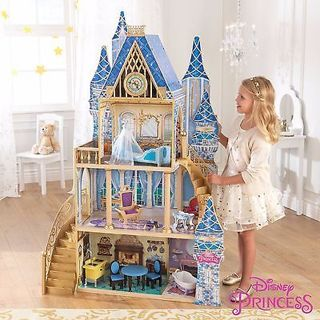 Disney Princess doll house relist