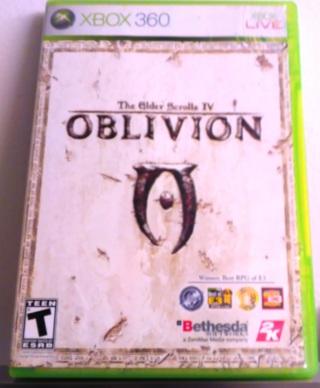 The Elder Scrolls IV……OBLIVION