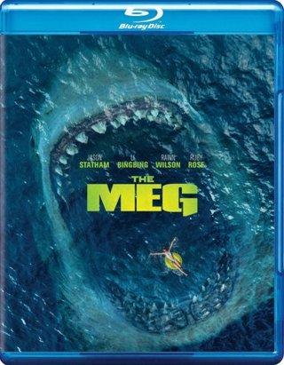 The Meg   HD GooglePlay Digital Copy Code Transfers to MA, Vudu