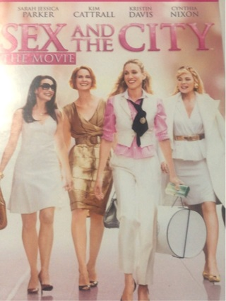 Sex and the City digital HD code