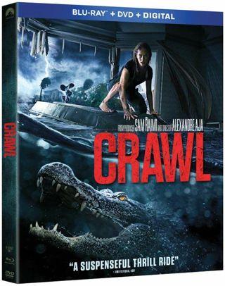 Crawl HDX Vudu digital code