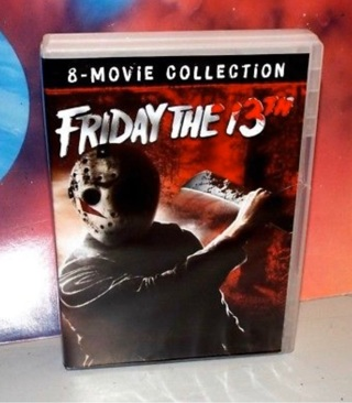 NEW FRIDAY THE 13th * 6 MOVIE COLLECTION