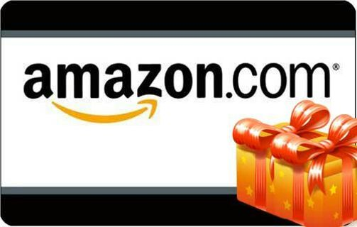 **Amazon Gift Card $5**