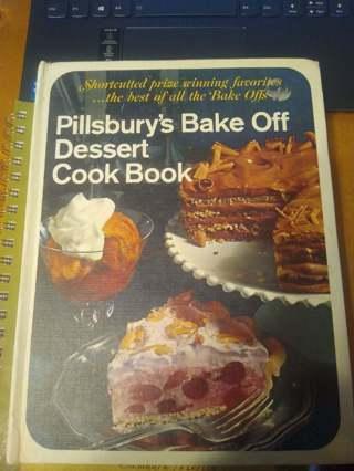 Pillsbury s Bake Off Dessert Cook Book