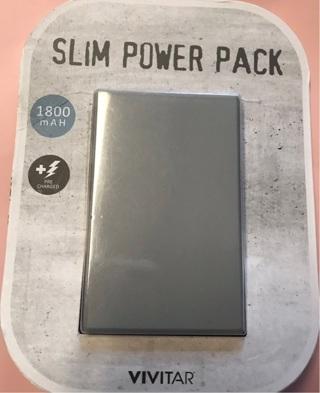 Slim Power Bank