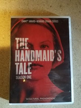 The Handmaid's Tale -S1 (dvd)