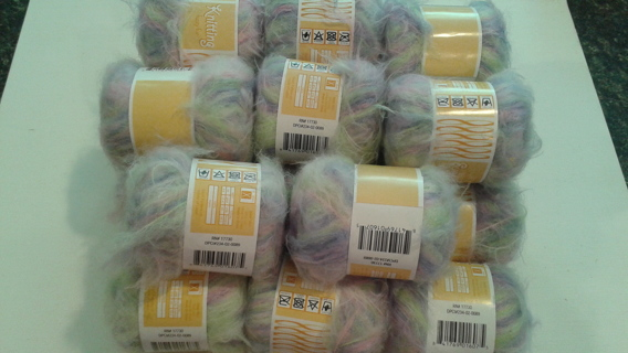 Huge Yarn Lot