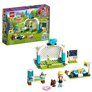 Lego Friends Christmas Sets.Free New Lego Friends Stephanie S Soccer Practice 41330