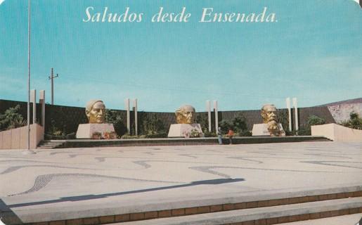 Vintage Unused Postcard: Mexico