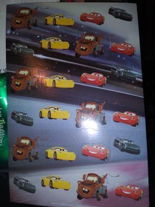 Cars new sticker sheet! Lowest gins around compare No refunds no lower always bonus!