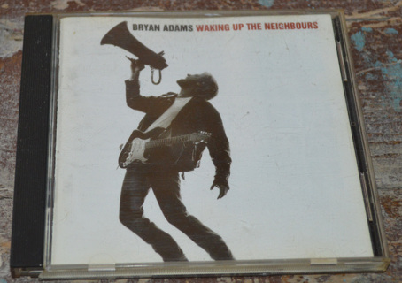 Bryan Adams Waking Up The Neighbours CD
