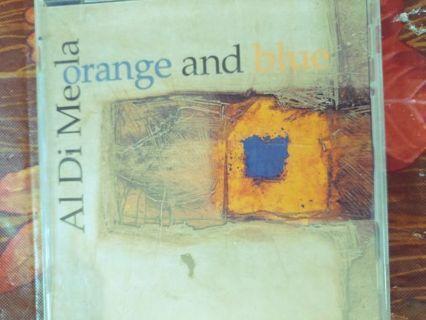 "Al Do Leila CD ""Orange and Blue"""
