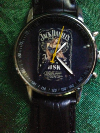 His & Hers  J.D. Whiskey watches 2for priceof 1