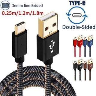 Strong USB C 3.1 Type-C Data Sync 2A Fast Charger Cable for Android Phones 2019