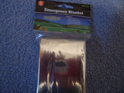 EMERGENCY/CAMPING BLANKET
