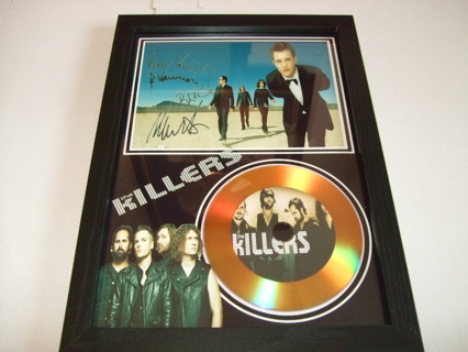 the killers signed