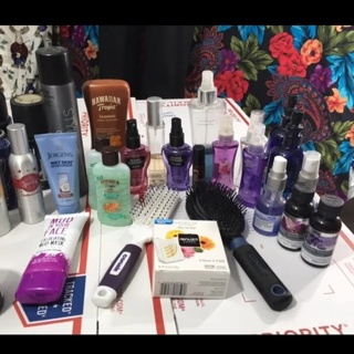 Mixed Beauty Products Lot FREE SHIPPING