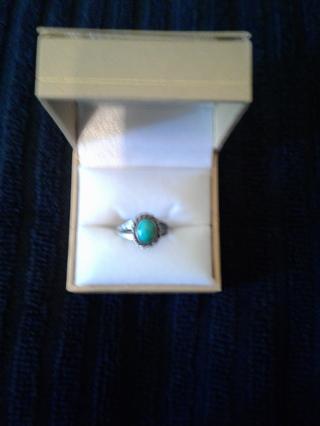 Antique Ring:)