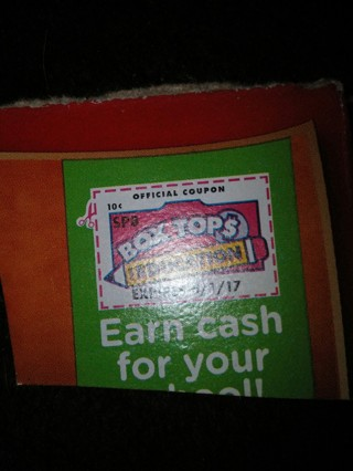 2 Box Tops For Education
