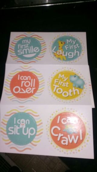 Baby Stickers!