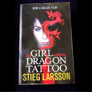 ❤️Girl with the Dragon Tattoo❤️