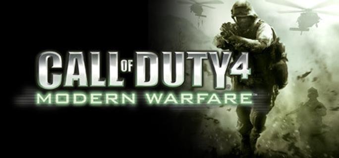 Call of Duty 4 Modern Warfare Steam Key