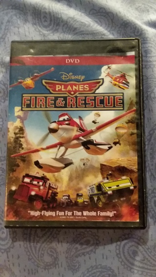 ⭐⭐Disney's Planes 2: Fire & Rescue DVD (FREE SHIPPING & TRACKING)⭐⭐