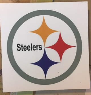"""PITTSBURGH STEELERS NFL - 3 x 4"""" MAGNET"""