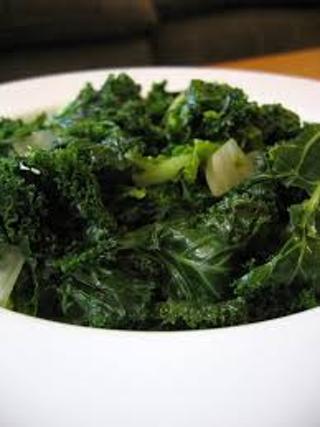 Jen's Sautéed Kale recipe