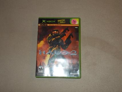 Halo 2 Black Label Xbox Used