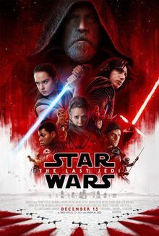 Star Wars The Last Jedi HD Digital Code